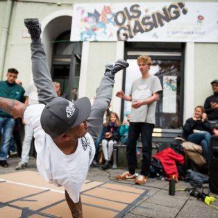 Ois Giasing! – Das Multikulti-Stadtteilfest am Samstag, 8. September