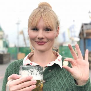 """""""Prostspenden"""": Eine Maß trinken, einen Euro an die Münchner Tafel spenden!"""