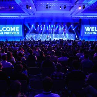 Silicon Valley Feeling bei uns in München: Die Bits & Pretzels 2018 im Überblick