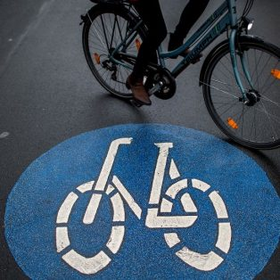 Neuer Radlschnellweg macht 900 Parkplätze in München platt