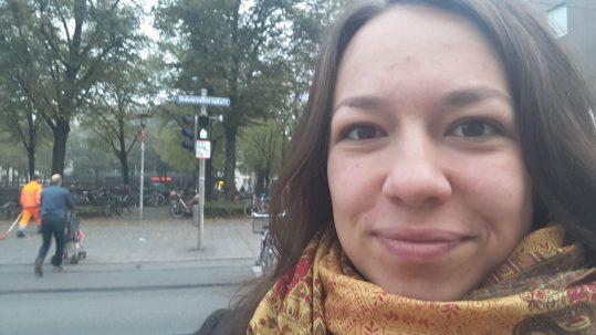 Meine Halte Hohenzollernplatz Antonia