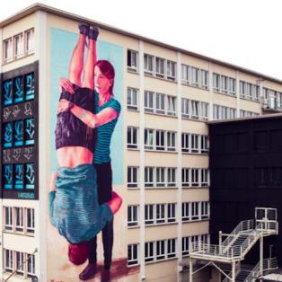Kunst im Supermarkt der Superlative: Das Kunstlabor öffnet am 13. Oktober seine Tore