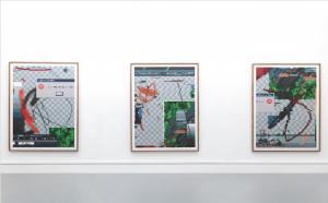 Galerie MaxWeberSixFriedrich_Andreas Schulze_Backsteine mit Landschaft 1_2018_Courtesy Galerie MaxWeberSixFriedrich