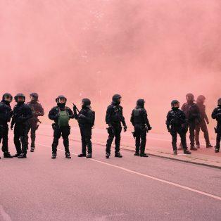 Cop Map: Peng! und Polizeiklasse mit neuer Protest-Aktion gegen das PAG