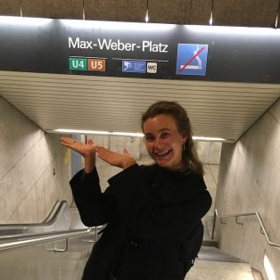 """Meine Halte: """"Max-Weber-Platz"""" ist doch eigentlich kein Platz"""
