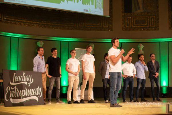Leading Entrepreneurs 2 LMU