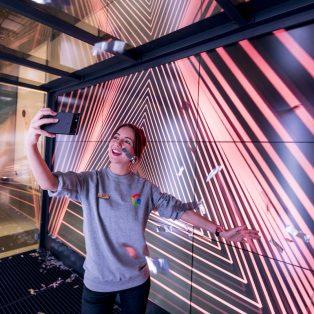 Ein neues Studio mitten in der Stadt: Komm zu uns ins #googlepixelstudio