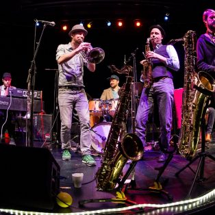 Gegen die Herbstdepression: Afrojazz mit The Kutimangoes am 15. November