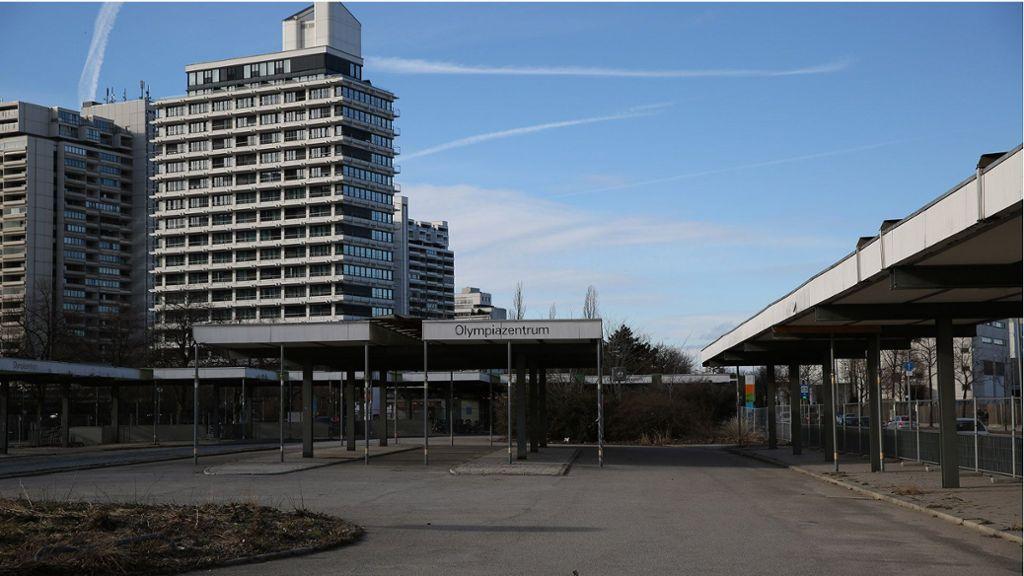 Busbahnhof Olympiazentrum