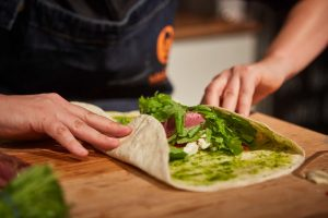 eatandSTYLE Wrap