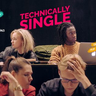 Technically Single: Webserie der HFF & TU feiert Premiere