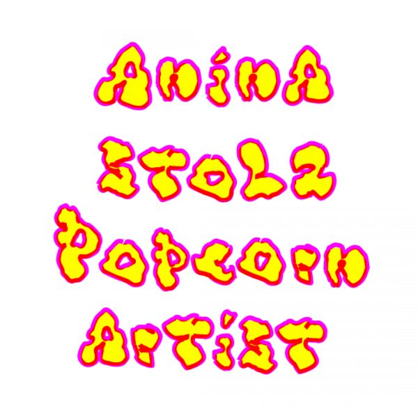 Anina Stolz Popcorn Artist