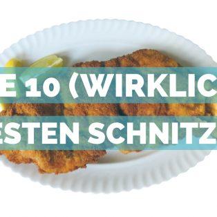 Die 10 (wirklich) besten Schnitzel in München
