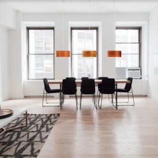 Frischer Interior Design Wind aus Hamburg und Berlin auf der Heim + Handwerk
