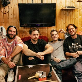 """""""Wir waren schon immer Dudes die es cool finden, viel selber zu machen"""": Die KYTES im Interview"""