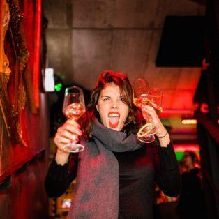 GRUNER goes UNDERGROUND: das ist die schrägste Weinparty Münchens!