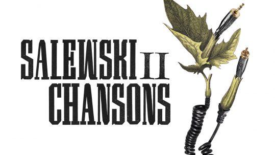 Salewski II - Chansons Cover