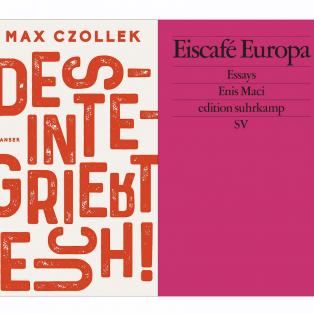 Desintegration und Widerstand: Max Czollek und Enis Maci an den Kammerspielen
