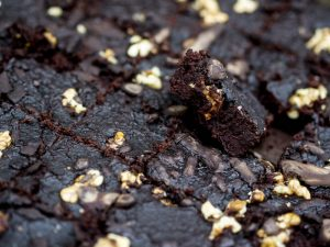 Rote Beete Brownies