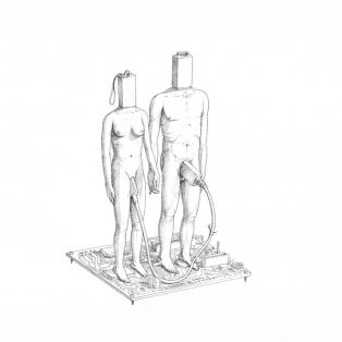 "Positive-Propaganda präsentiert: ""Homo Digitalis"" des spanischen Künstlers Liqen"