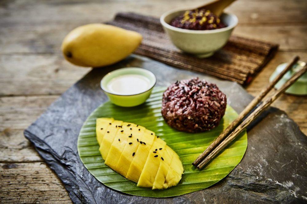 Sticky Rice Mango