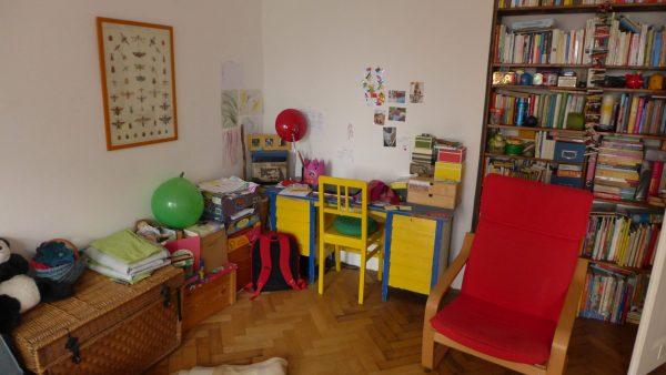 Ein volles Zimmer