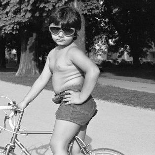 Eine Foto-Ausstellung im Gasteig zeigt das raue, ungeschliffene München der 80er Jahre