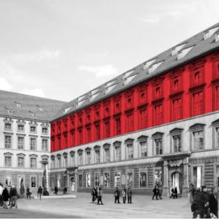 """MUCBOOK CLUBRAUM  im """"SP CE"""": In der Alten Akademie eröffnet das coolste Popup-Büro Münchens – und du kannst dort arbeiten!"""