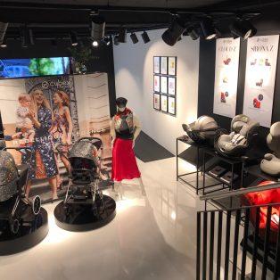 Das geht raus an alle Mamas und Papas: Cybex eröffnet seinen ersten Store in München