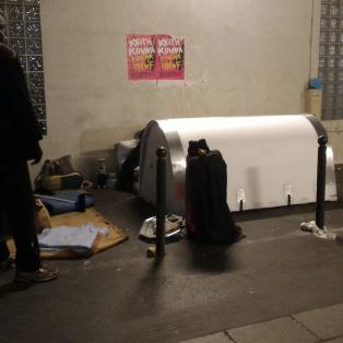 """Nach Streit um Obdachlose in München: CSU-Stadträte fordern """"Iglus"""""""
