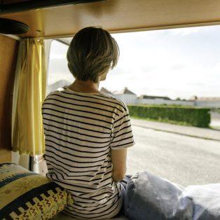 Teures WG-Zimmer adieu: wie ein Student in München stattdessen im Van wohnt