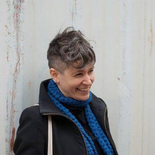 Münchner Gesichter: 8 Fragen an Ronit Wolf, Organisatorin des Science & Fiction-Festivals