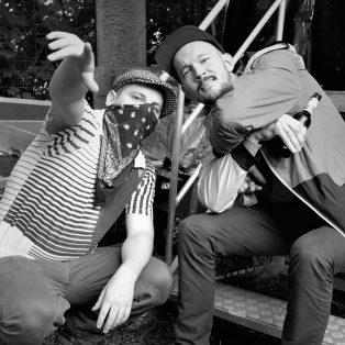 """Münchner Gesichter: 8 Fragen an den Rapper Tobias Schröckenbauer aka """"Da Schraxx"""""""