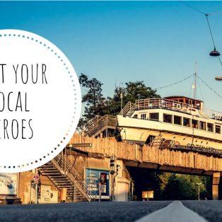 Meet Your Local Heroes – mit MUCBOOK auf Entdeckungstour durch München