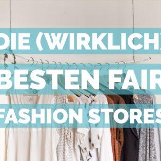 Die (wirklich) besten Fair Fashion-Shops in München