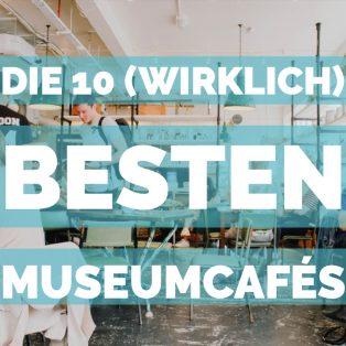 10 (wirklich) besten Museumscafés in München