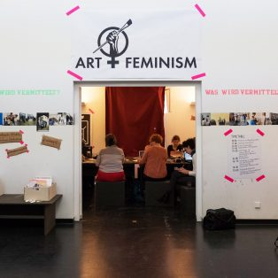 Feministisches Minifestival & Wikipedia Edit-a-thon am 5. April