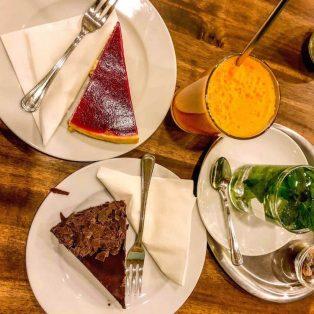 Fernweh im Café Colombo