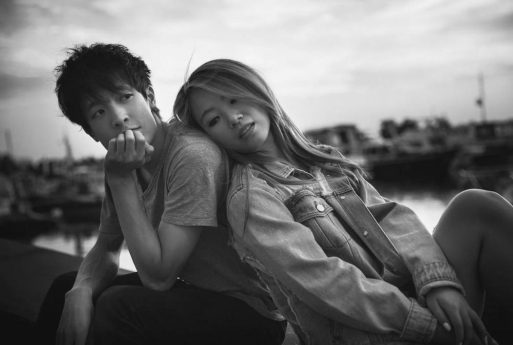 Gong Bao und Jesabelle Kiko