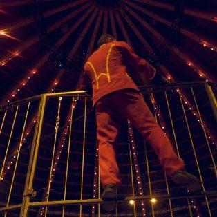 Hidden Places: Hinter dem Glitzer-Vorhang des Circus Krone
