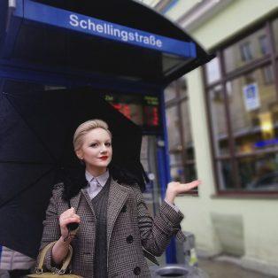 Meine Halte: Schellingstraße – Geschichte to go