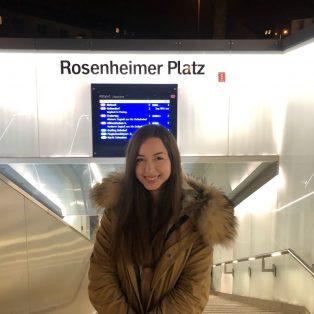 Meine Halte: Rosenheimer Platz – wo Schönes und Hässliches zusammenkommt