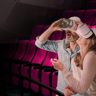 Hautnah dabei: Gewinne Tickets für die Virtual Reality Kinotour von Magenta VR