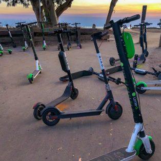 Nach dem oBike-Fail: Jetzt kommen die E-Scooter