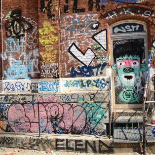"""""""Malen heißt genau hinschauen"""": Was uns entgeht, wenn wir Graffiti sehen"""