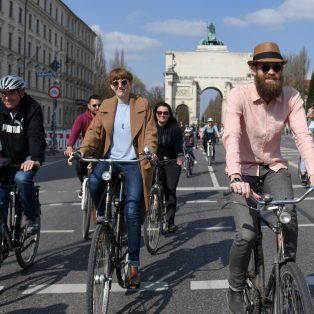 So war die Münchner Radsternfahrt 2019