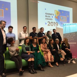 Die 10 (wirklich) besten Blogs Münchens – Isarnetz Blog-Award 2019