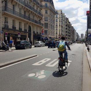 Fahrradmetropole: München oder Paris?