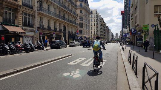 Fahrradmetropole Paris Muenchen Vergleich