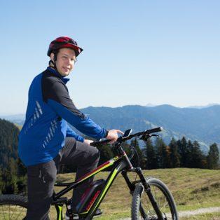 Blogbook stellt vor: Matthias Schwindt ist der GPS Radler